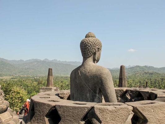 Tempio di Borobudur - Yogyakarta (Photo by Gabriele Ferrando - LA MIA ASIA)