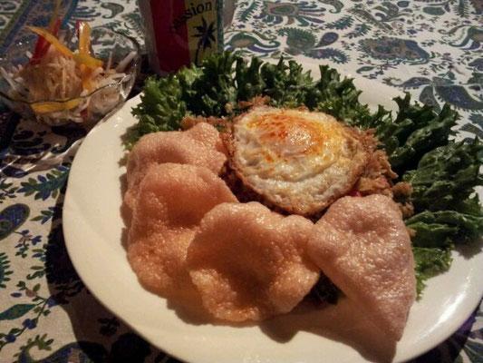 カオパット(アジアン焼き飯)¥780