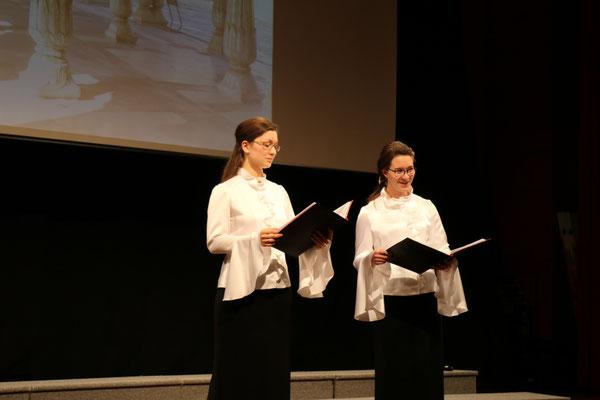 Duett Lakme mit Karina Wegerer & Elisabeth Zeiler - mit Keiko Hattori am Klavier