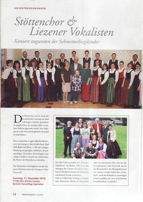 2010/12 Liezener Weihnachtsmagazin Winter 2010
