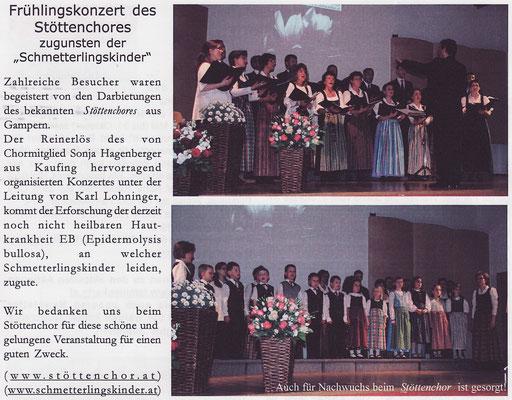 2009/07 Gmeindezeitung Rüstorf