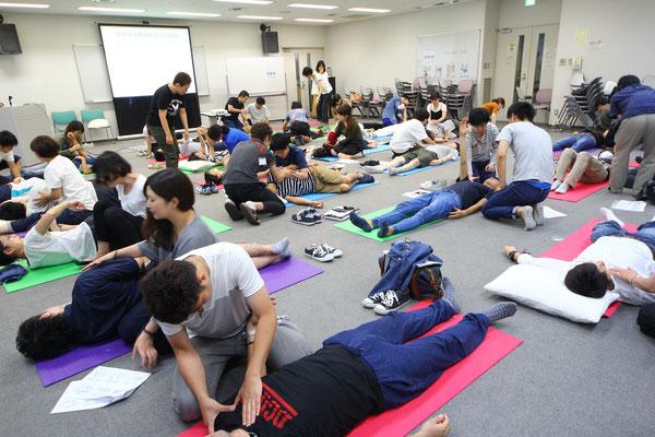 MARKSTAR セミナー 風景6 「上肢機能の機能解剖とアプローチ」