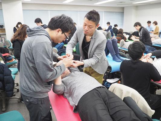 勉強会風景 エビデンスに基づく促通反復療法3