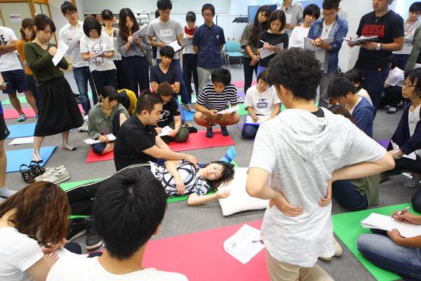 MARKSTAR セミナー 風景4 「上肢機能の機能解剖とアプローチ」