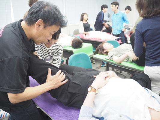 セミナー風景 股関節疾患に対する術後リハビリテーション4