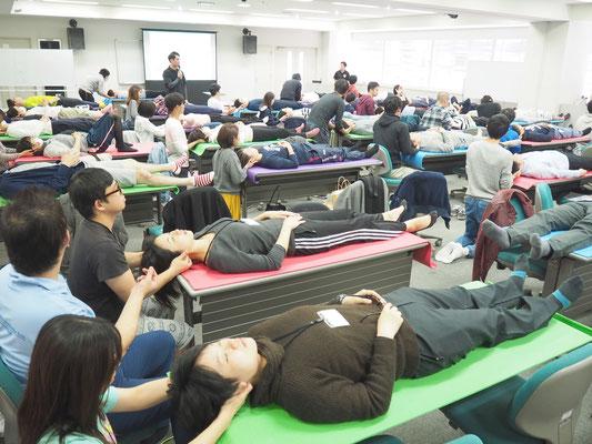 MARKSTAR セミナー 風景5 「股関節疾患に対するリハビリテーション」