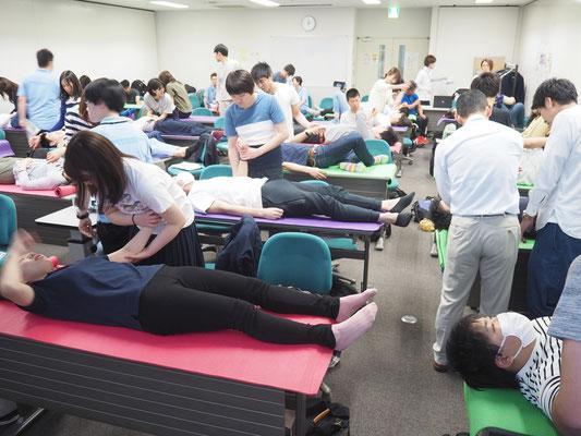 セミナー風景 肩関節疾患に対するリハビリテーション5
