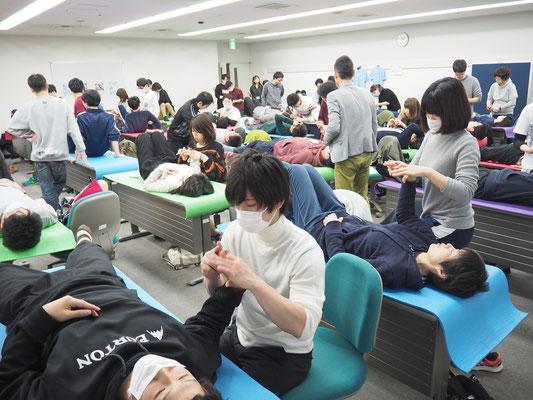勉強会風景 エビデンスに基づく促通反復療法4