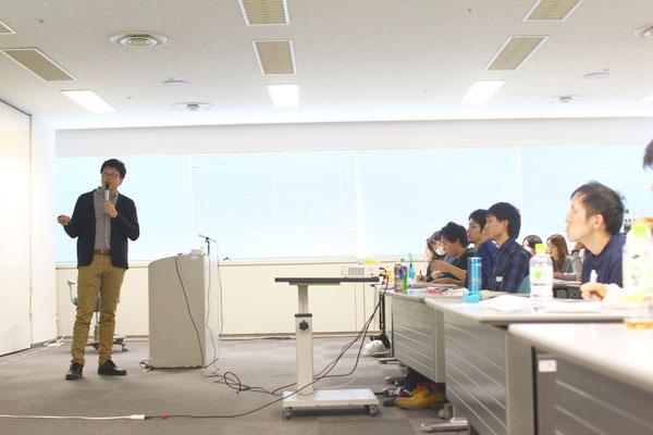 神奈川県 マークスター セミナー 風景3 「脳機能と高次脳機能障害」
