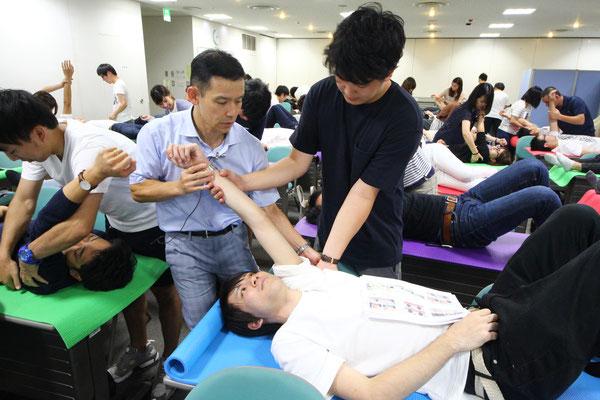 MARKSTAR セミナー 風景4 「肩関節疾患に対するリハビリテーション」