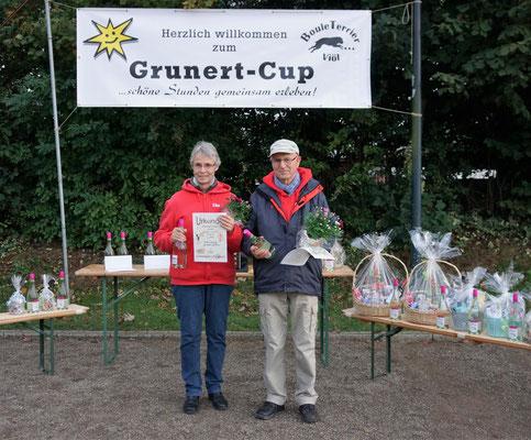 4. Platz C-Turnier Elke und Gerhard Lemburg