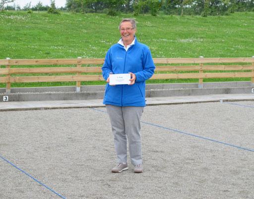 5. Platz Marlies Paulsen - Geest-Bouler Breklum