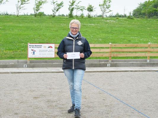 2. Platz Kerstin Thomsen - Boule-Terrier Viöl