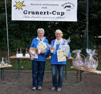 2. PLatz C-Turnier Ulla Hess + Rita Hagge-Hansen