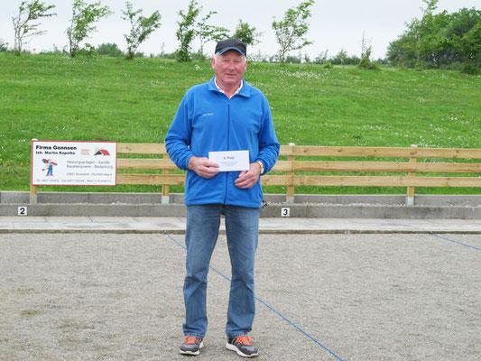 6. Platz Karl-Heinz Mextorf - Geest-Bouler Breklum