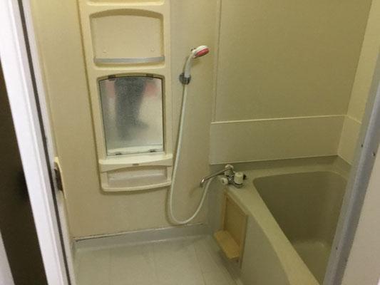 八王子相模原でユニットバス交換、浴室リフォーム施工前