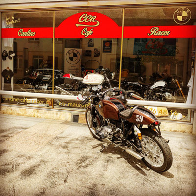 Bmw Custombike Ccr Maurers Webseite