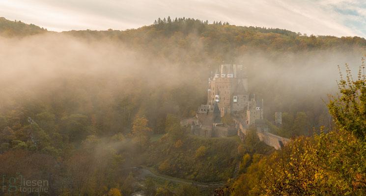Burg Eltz (oktober 2018) Wierschem, Duitsland