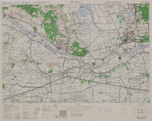 Gelders Archief 0509-1045 Holland Sheet 5 N.E. Renen, [1944]