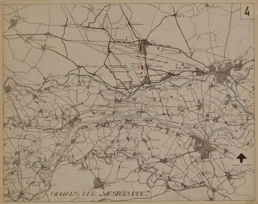 "Gelders Archief Col Boeree 2171- 53-0012 4. Opmars der ""Westgruppe"", 1944"