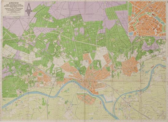 Gelders Archief  1506-3499 Wolfheze-Arnhem area 1942-1944