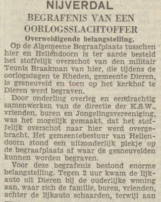 24-6-1940 Zwolsche Courant