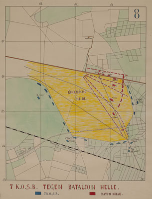 Gelders Archief 52-0008 K.O.S.B. tegen Bataljon Helle