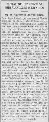 20-5-1940 Haagsche Courant