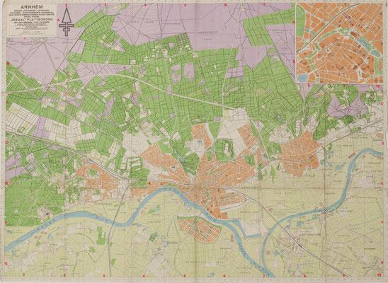 1506-3499 Wolfheze-Arnhem area 1942-1944-1