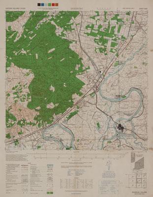 Gelders Archief 0509-1037 Eastern Holland Sheet 3902 Doesburg, 1944