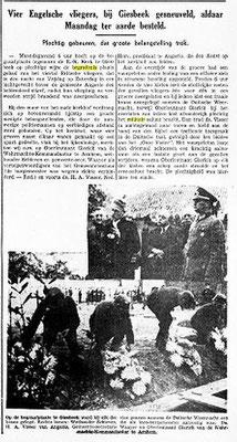 4-9-1940 De Graafschapbode (Griesbeek)