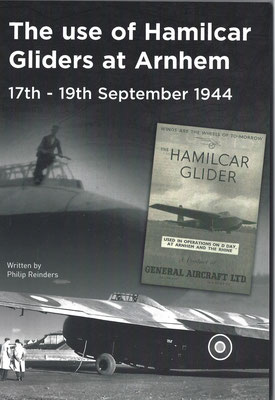 The use of the Hamilcar gliders at Arnhem 17th-19th September 1944, 2013.