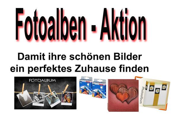 Fotoalbum Aktion