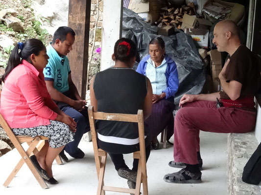healing Wednesday, charity service to the rural comunities