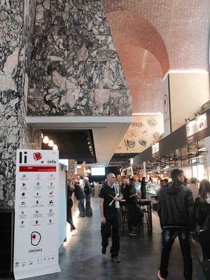 Mercato Centrale in Rom