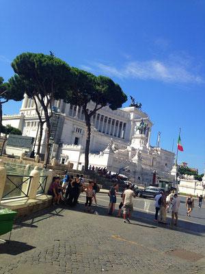 Die beste Reisezeit für Rom? Frühling, Sommer, Herbst und Winter!