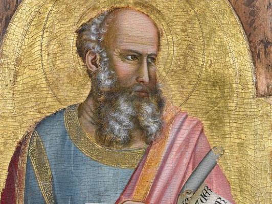 Giotto, St Jean l'Evangaliste