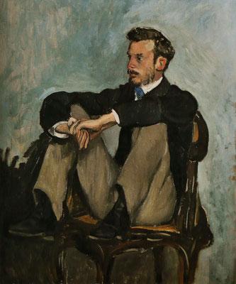 Portrait de Renoir