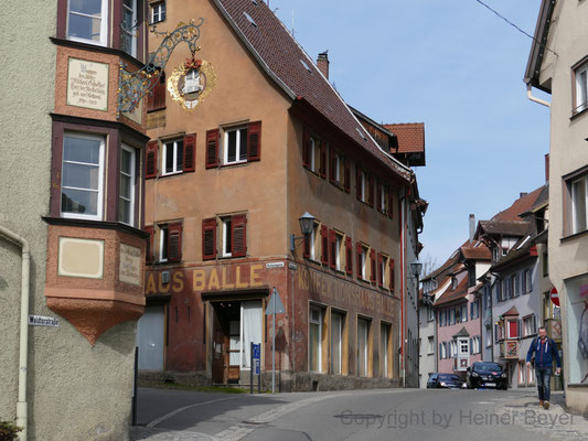 Morbider Charme in Rottweil / Stadt und Land 9