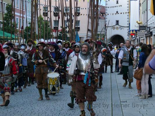 Frundsbergfest, Mindelheim / Wir Menschen 16