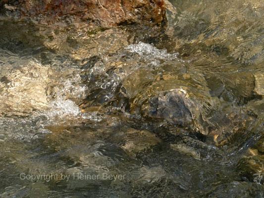 Bergbach im Namlostal / Wasser 5