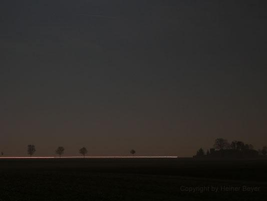 Fahrt in einer Vollmondnacht / Lichtspiele 20