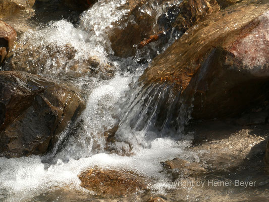 Bergbach im Namlostal / Wasser 4