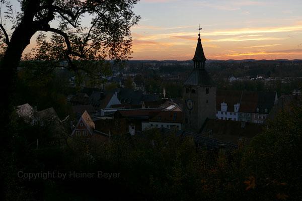 Landsberger Altstadt / Stadt und Land 26