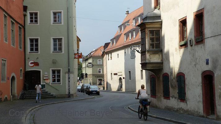 Altstadt Regensburg / Stadt und Land 15