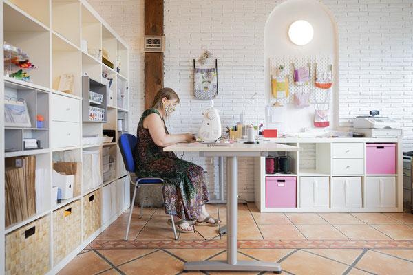 Mariposa Pititico. Tienda taller en Logroño