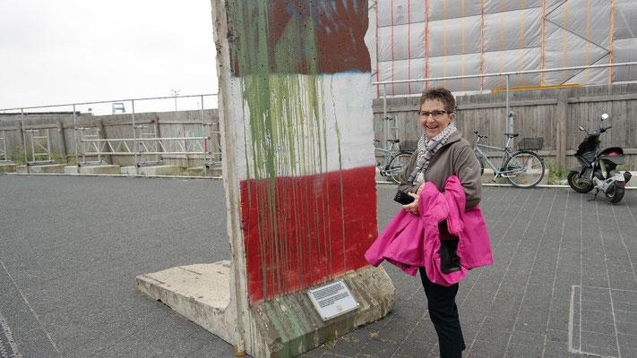 Originalstück der Berliner Mauer
