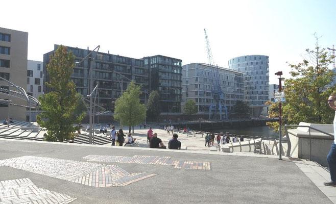 HafenCity Vasco-Da-Gama-Platz