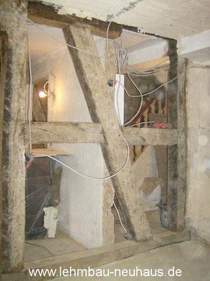 Fachwerk Sanierung - Küche