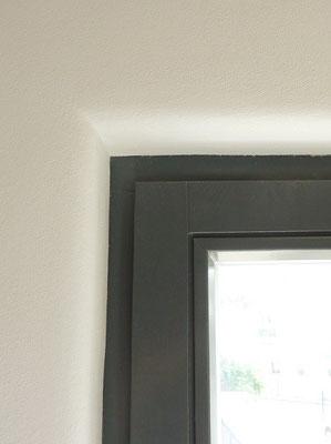 runde Fensterlaibungen mit Lehmputz verputzen Frankfurt